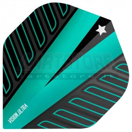 Alette per freccette Target Vision Ultra - Voltage Aqua Target Darts