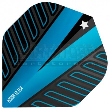 Alette per freccette Target Vision Ultra - Voltage Blu Target Darts
