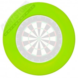 Accessori per bersagli freccette Dartboard Surround - Verde Nodor Darts