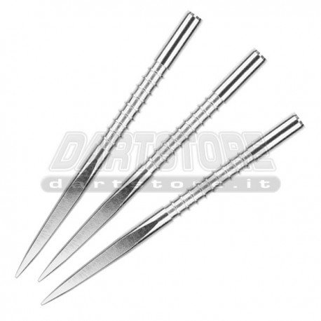 Punte in nichel FIRE EDGE - 36 mm Target Darts per freccette steel darts