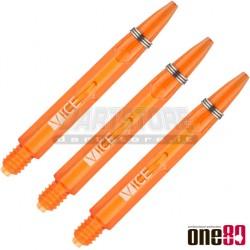 Astine per freccette Nylon Vice - MIDI - Arancio One80 Darts