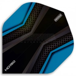 Alette per freccette PenTathlon HD150 - Nere/Azzurre Pentathlon