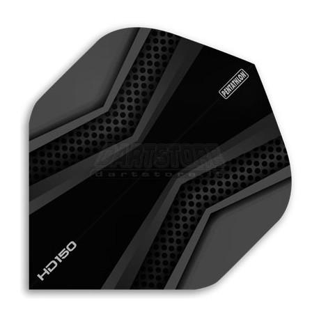 Alette per freccette PenTathlon HD150 - Nere/Grigie Pentathlon