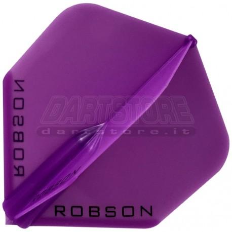 Alette per freccette Robson Plus Standard - viola Bull's Darts
