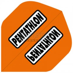 Alette per freccette PenTathlon - Arancio Pentathlon