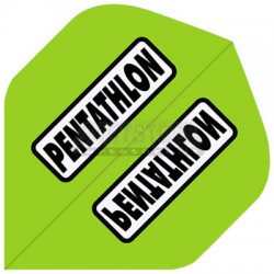 Alette per freccette PenTathlon - Lime Pentathlon