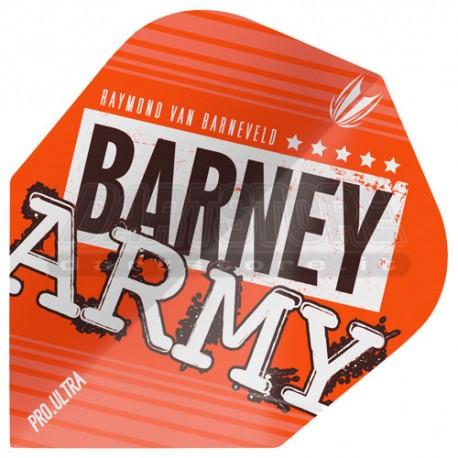 Alette per freccette Target Vision Ultra - Barney Army arancio Target Darts