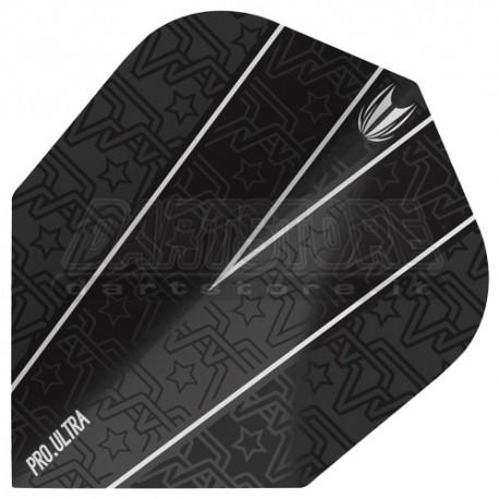Alette per freccette Target Vision Ultra - Voltage Pixel Black Target Darts