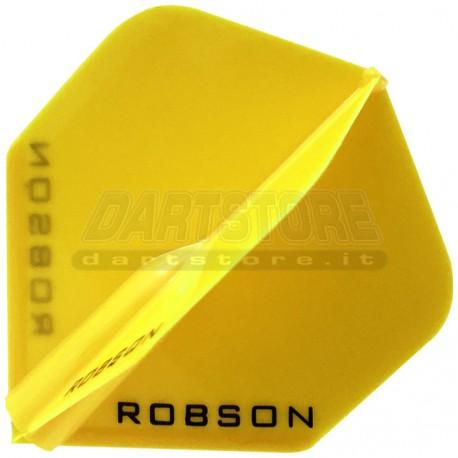 Alette per freccette Robson Plus Standard - gialle Bull's Darts