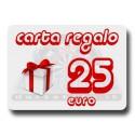 Carta Regalo €25