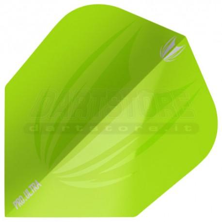 Alette per freccette Target Pro Ultra ID - Lime Target Darts