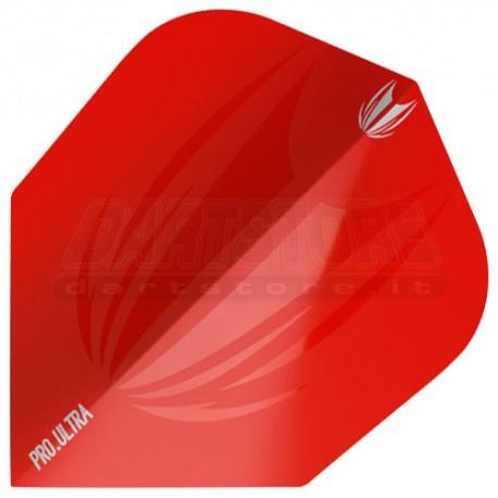 Alette per freccette Target Pro Ultra ID - Rosse Target Darts