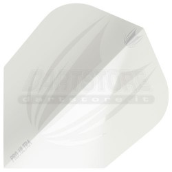 Alette per freccette Target Pro Ultra ID - Bianche Target Darts