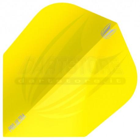 Alette per freccette Target Pro Ultra ID - Gialle Target Darts