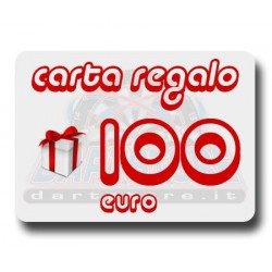 Carta Regalo €100 DartStore.it