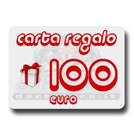 Carta Regalo €100 DartStore.it
