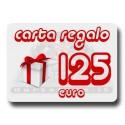Carta Regalo €125