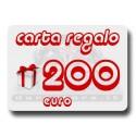 Carta Regalo €200