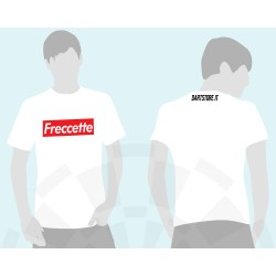 FRECCETTE T-Shirt - Taglia XXL