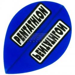 Alette per freccette PenTathlon Pear - Blu Pentathlon