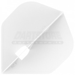Alette L-Style PRO Standard - bianche per freccette L-Style