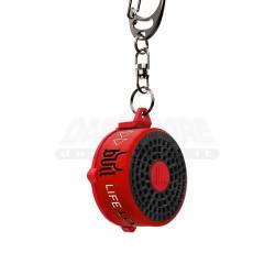 Accessori per freccette Bull - rosso / nero L-Style