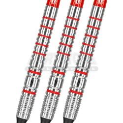 Freccette soft darts Nathan Aspinall 80% - 18 g. Target Darts