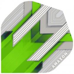 Alette per freccette Amazon Silver - Verdi Pentathlon