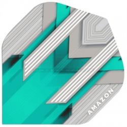 Alette per freccette Amazon Silver - Aqua Pentathlon