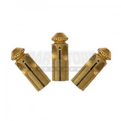 Accessori per alette freccette Flight protectors Alluminio - Oro DartStore.it