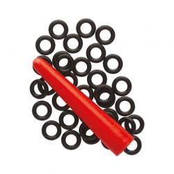 "Accessori per terminali freccette ""O"" Rings con applicatore DartStore.it"