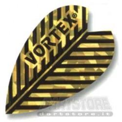 Alette per freccette Vortex - Oro Harrows Darts