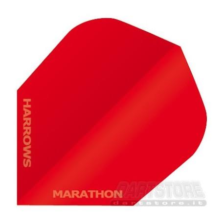 Alette per freccette Marathon - Rosse Harrows Darts
