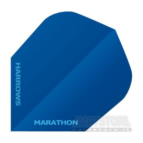 Alette per freccette Marathon - Blu Harrows Darts