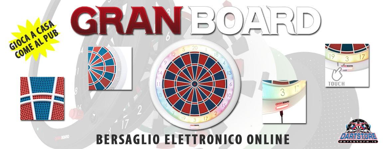 Bersaglio elettronico online Gran Board 132